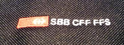 SBB ブリーフケースロゴ