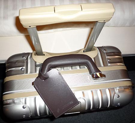 Rimowa Lufthansa Private Jet On-board Trolley