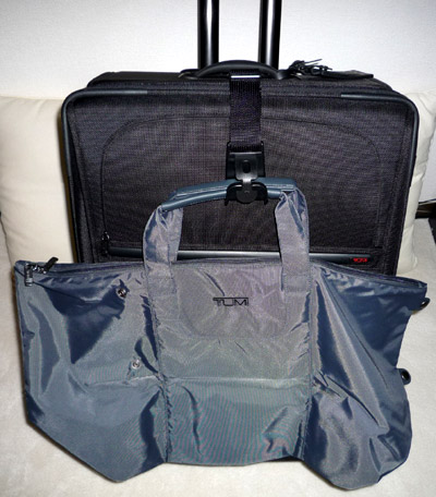 TUMI Just-in-Case Tote