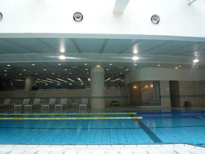 Hilton NRT Pool