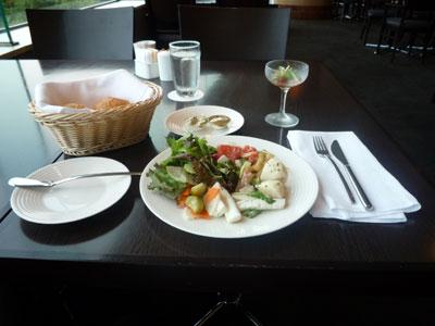 Hilton NRT Dinner