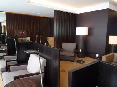 JAL NRT First Class Lounge