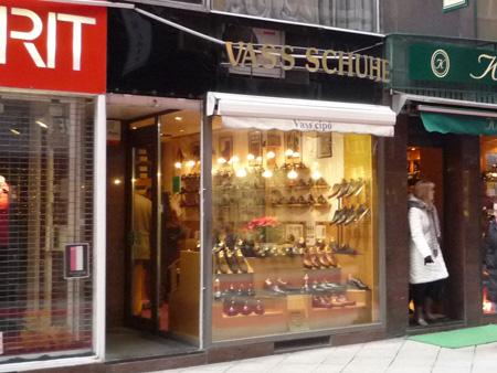 VASS靴店