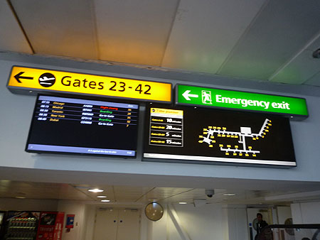 London Heathrow Airport Terminal 3