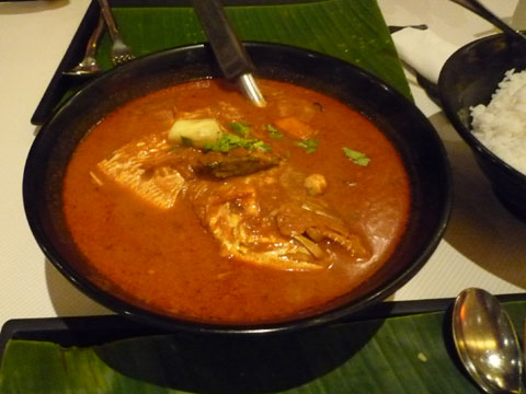 Fish headCurry[ Muthu's ]