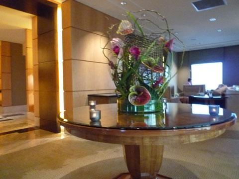 Conrad Singapore Exective Lounge