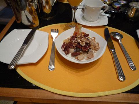Oscar's Breakfast