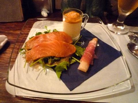 Bistro Chaud Lapin Dinner