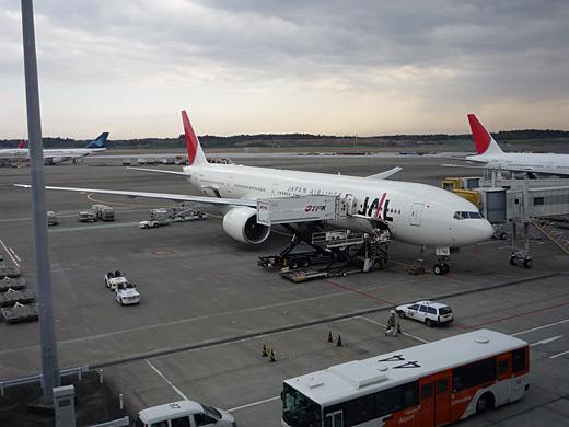 JAL Boeing777-346ER JA742J / 742 (cn 36129/816)