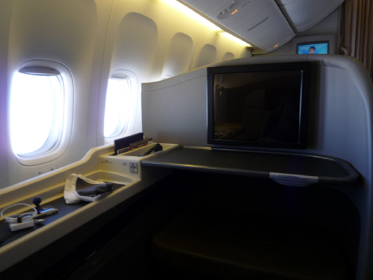 JAL FirstClass (JAL SUITE)