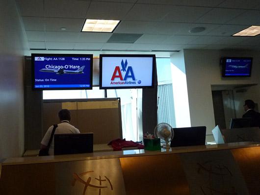 AA SJC-ORD FirstClass