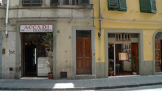 Trattria Accadi (Firenze)