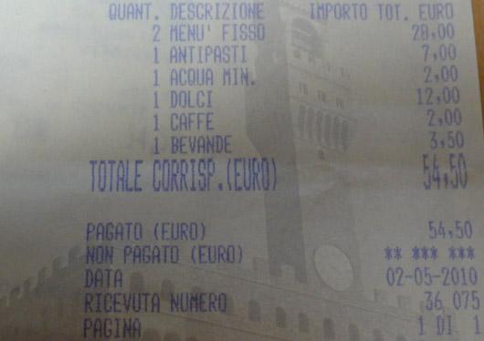 Trattoria Gabriello(Firenze)