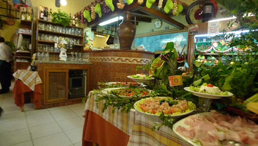 L'isola della Pizza(Roma)
