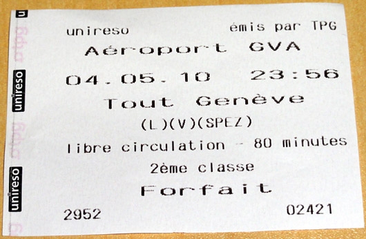 DS1346 FCO-GVA EasyJet Swiss