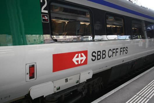 SBB CFF FFS EC37 geneve-montreux firstclass
