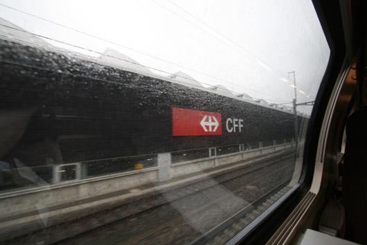 SBB Bern-Geneve