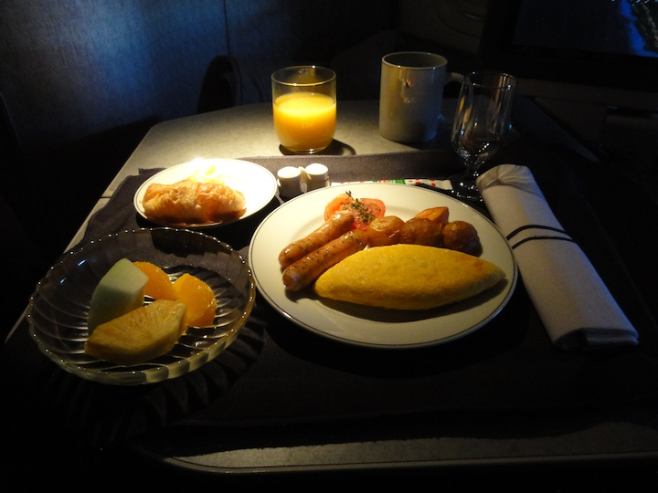 AmericanAirlines FirstClass (Flagship Suite)