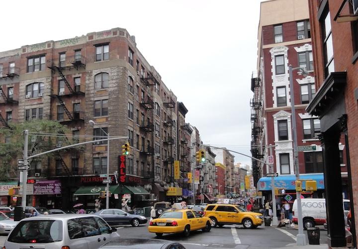 世界一周一日目NewYork