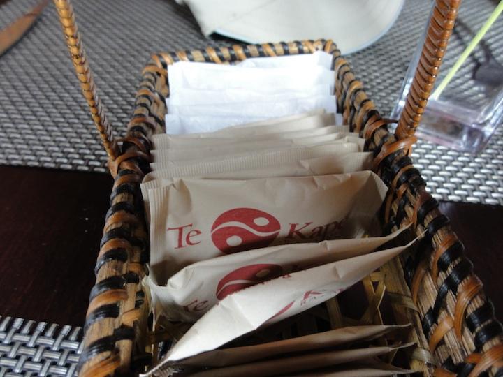 世界一周5日目イースター島レストラン Te Kape