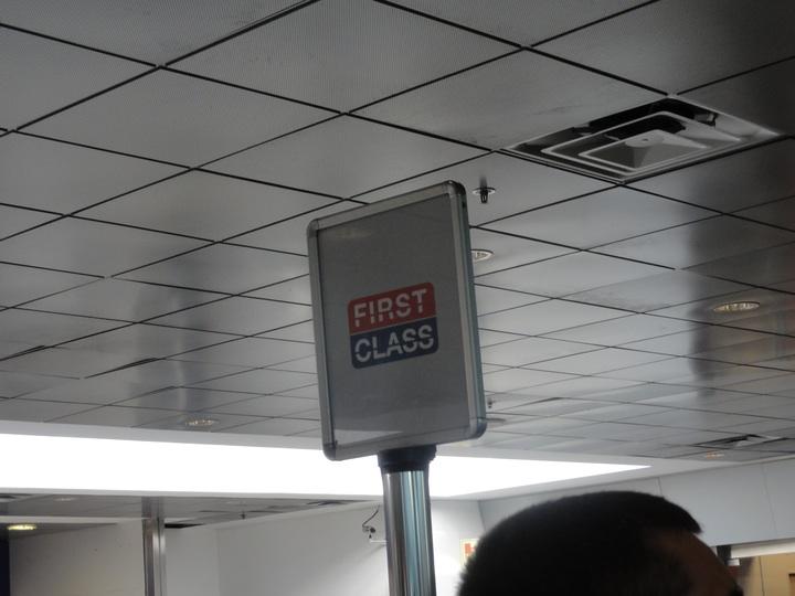 世界一周10日目ブエノスアイレス・エセイサ国際空港