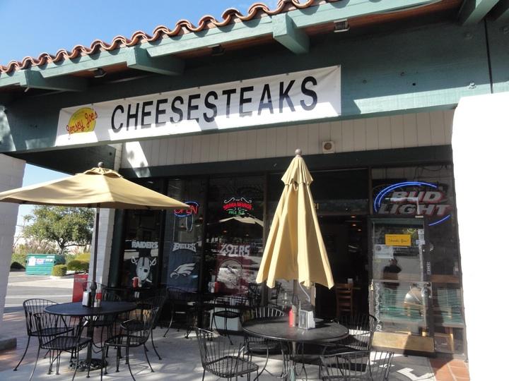世界一周14日目Jersey Joe's Hoagies & Cheesesteaks