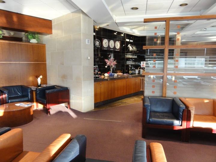 世界一周15日目シカゴ・オヘア国際空港第5ターミナル共用ラウンジ「VIP Lounge」