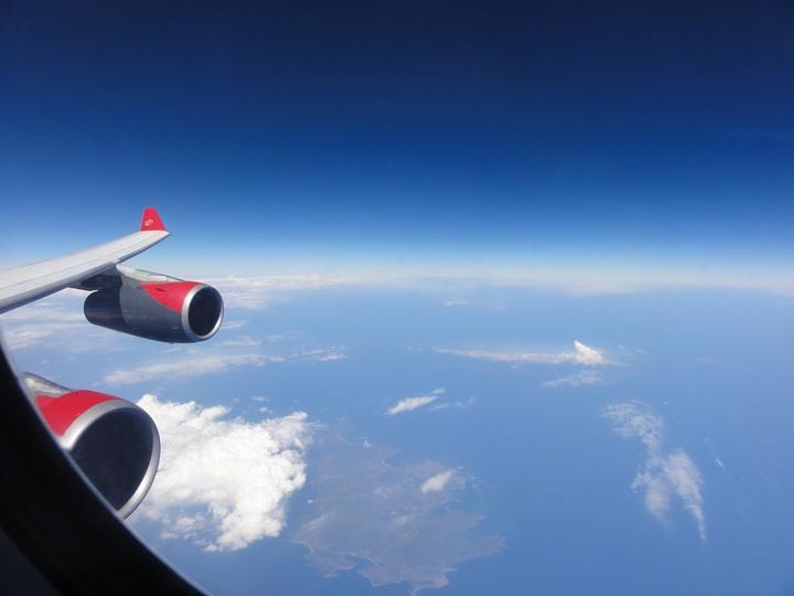 世界一周15日目 RJ264 ORD-AMM