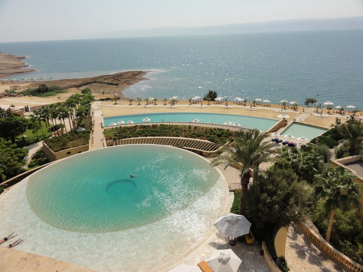 世界一周17日目Kempinski Hotel Ishtar Dead Sea