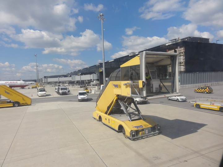 世界一周18日目 RJ127 ORD-AMM