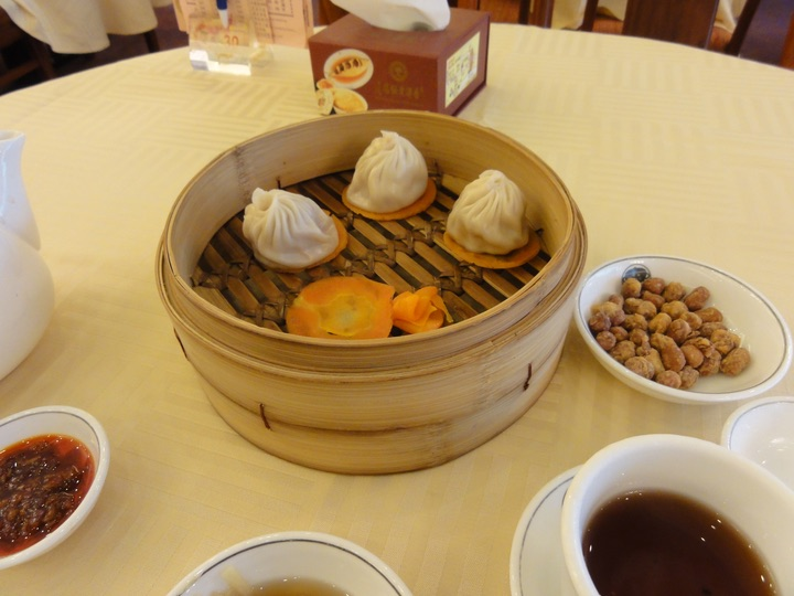 Hongkong old restaurant