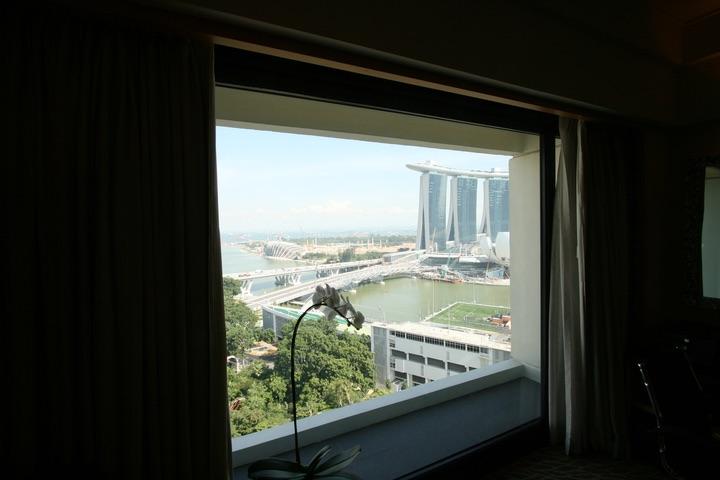 Mandarn Oriental Singapore Club