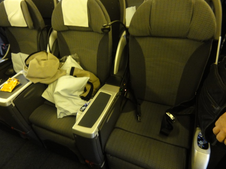 JL712 SIN-NRT BusinessClass