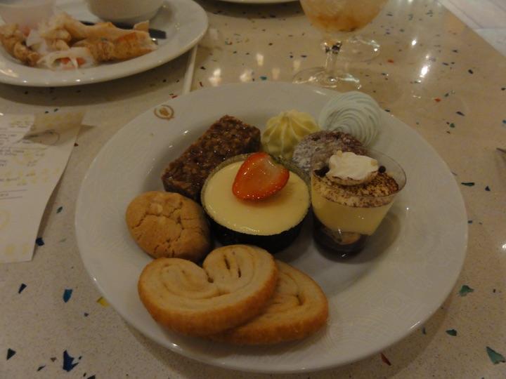 Las Veags buffet