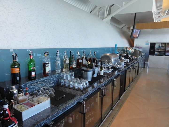 AmericanAirlines LAX FlagshipLounge