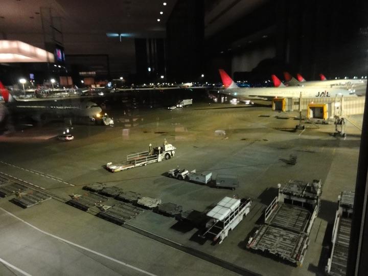 JAL Firstclass Lounge NRT