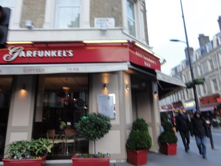 Garfunkel's Paddington