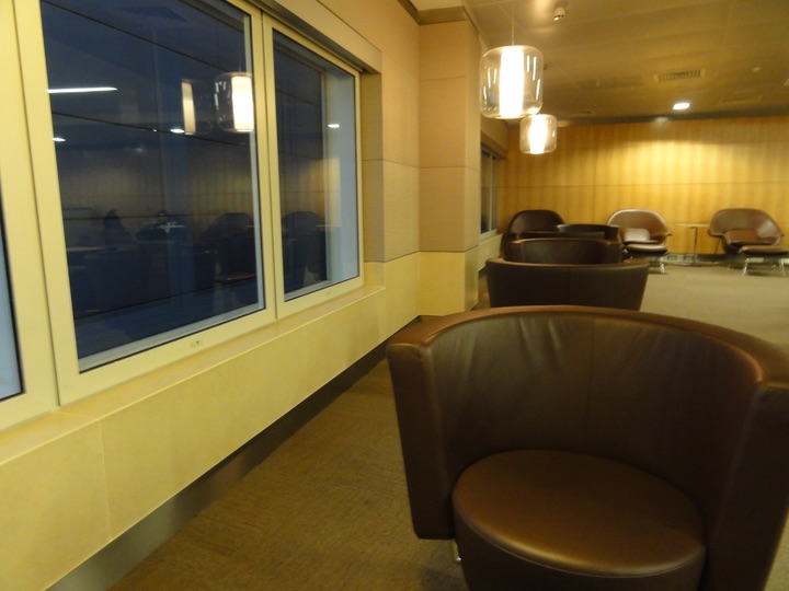 AmericanAirlines LHR Flagship Lounge