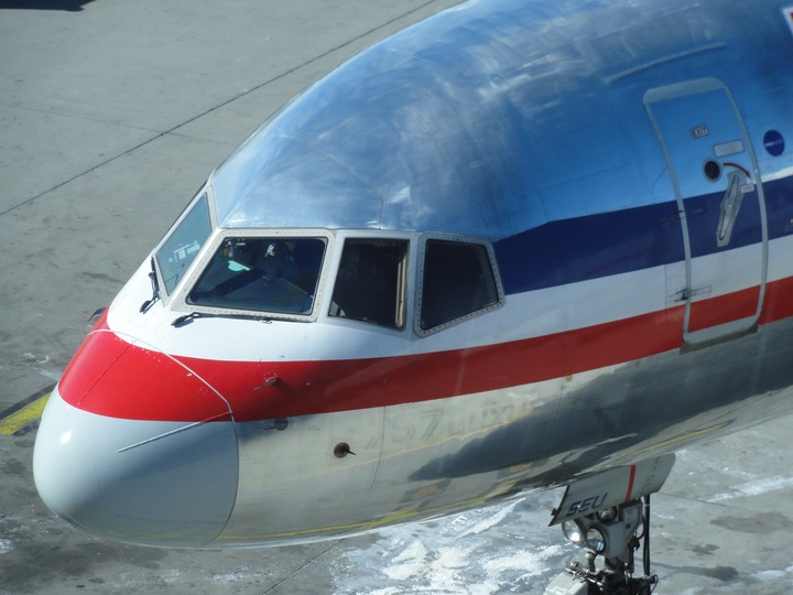 AmericanAirlines JFK FlagshipLounge