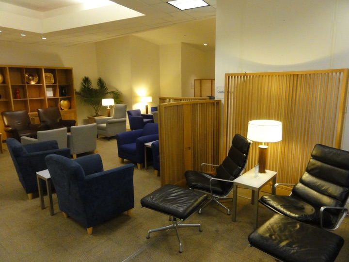 BA Terraces Lounge SFO