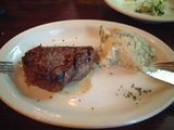 TEXAS LAND AND CATTLE ステーキ2