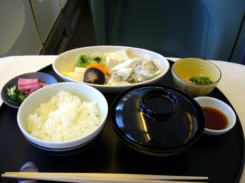 JAL006機内食14